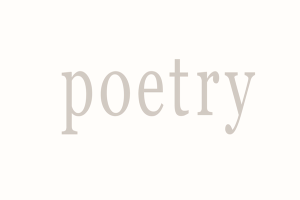 New Poets Festival